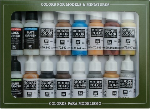 Model Color Folkstone Special (16) 17 ml.