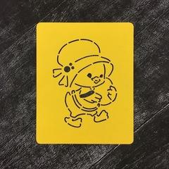 Цыпленок №6 в шляпе