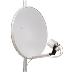 Широкополосный MIMO облучатель KIP9-1700/2700 DP для спутниковой тарелки