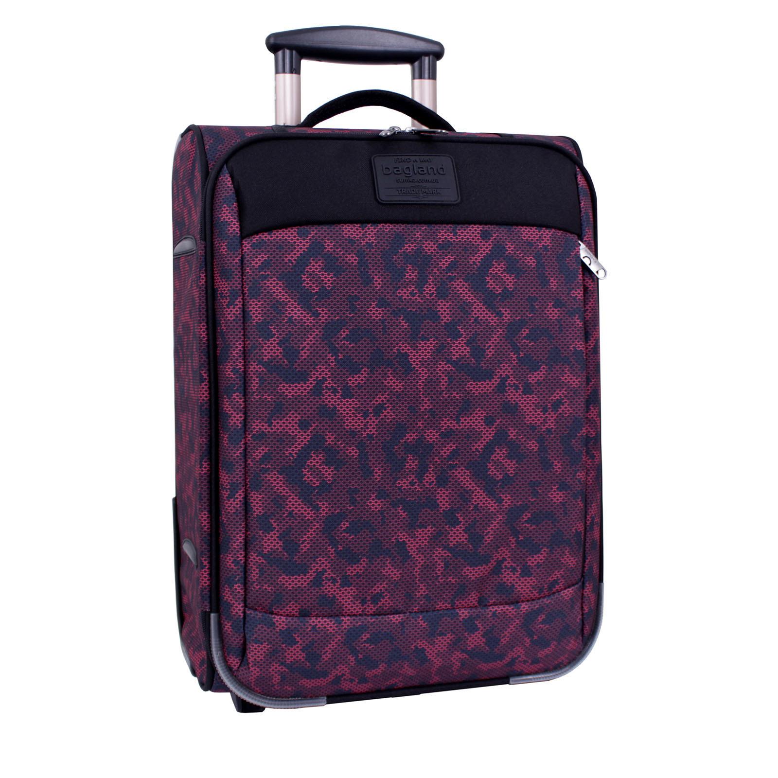 Дорожные чемоданы Чемодан Bagland Vichenzo 32 л. сублімація 466 (0037666194) IMG_4077_суб.466_.JPG