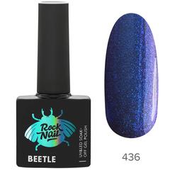 Гель-лак RockNail Beetle 436 Dragonfly