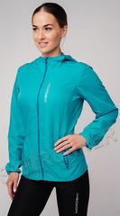 Беговая куртка с капюшоном Nordski Run Dark Breeze женская