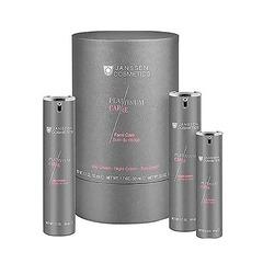 Набор c пептидами и коллоидной платиной Face Care Set, Janssen Cosmetics