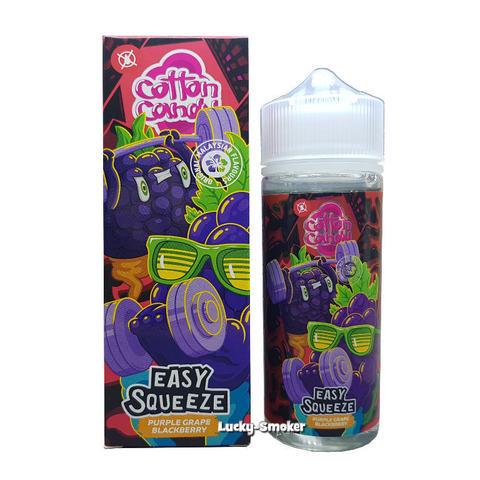 Жидкость Easy Squeeze 120 мл Purple Grape Blackberry