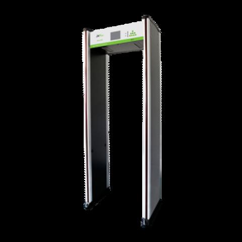 Металлодетектор арочный с функцией измерения температуры тела ZKTeco ZK-D3180S (TD)