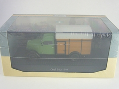 Opel Blitz 1949 green Atlas 1:43