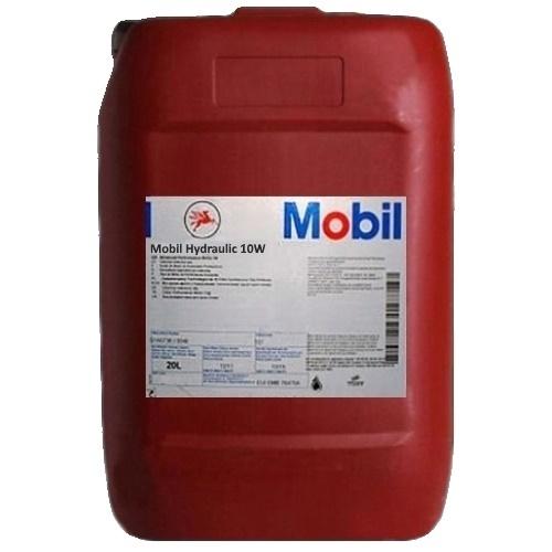Купить на сайте официального дилера HT-OIL.RU MOBIL HYDRAULIC 10W гидравлическое масло для строительной и сельскохозяйственной техники артикул 151230 (20 Литров)
