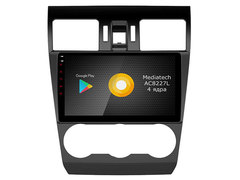 Штатная магнитола на Android 8.1 для Subaru Forester 13-16 Roximo S10 RS-3201