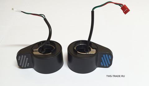 Курок газа и тормоза (комплект) для Ninebot KickScooter ES1, ES2