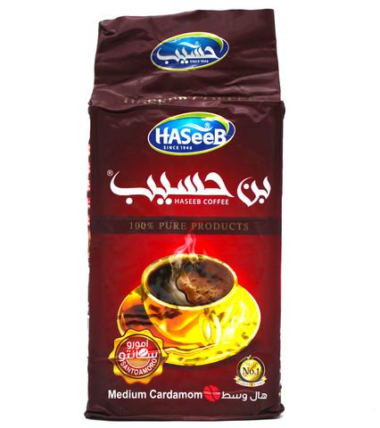 Арабский кофе Medium Cardamom, Haseeb, 500 г