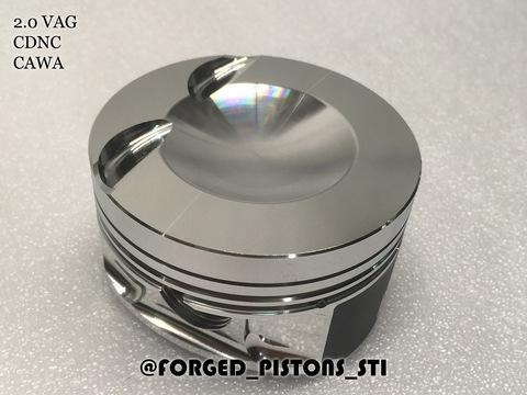 Поршни СТИ VolksWagen 2,0 CDNa под палец 23/53мм кольца 1,2/1,5/2,0