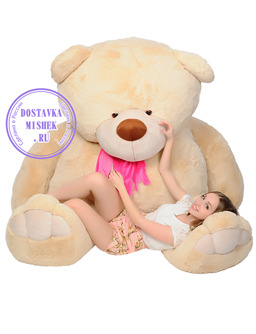 Медведь Зевс 220 см
