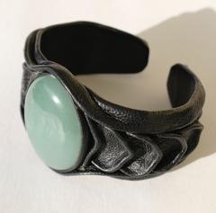 Окулус (браслет, нефрит)