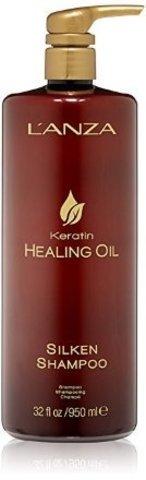 Keratin Healing Oil Shampoo Восстанавливающий шампунь с кератиновым эликсиром 1000 мл