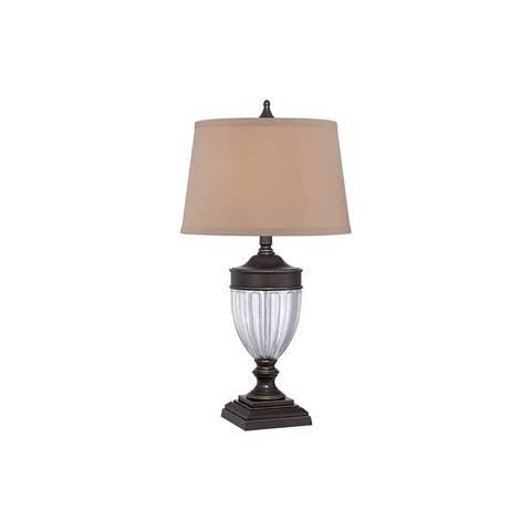 Настольная лампа Quoizel, Арт. QZ/DENNISON PB