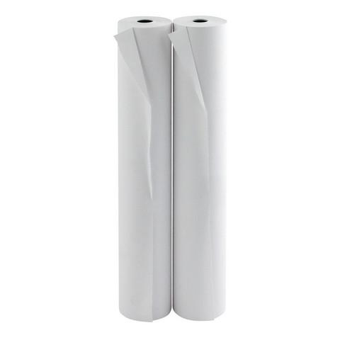 Ролики для принтеров из офсетной бумаги Promega jet 85 мм (диаметр 70 мм, намотка 49-50 м, втулка 18 мм, 1 штука в упаковке)