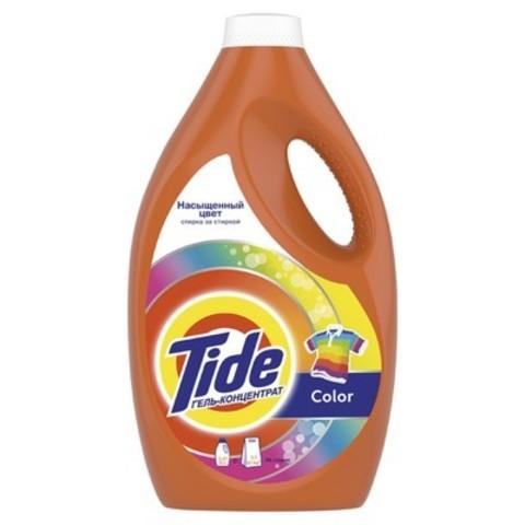 Гель для стирки Tide Color 2,47 л (38 стирок)