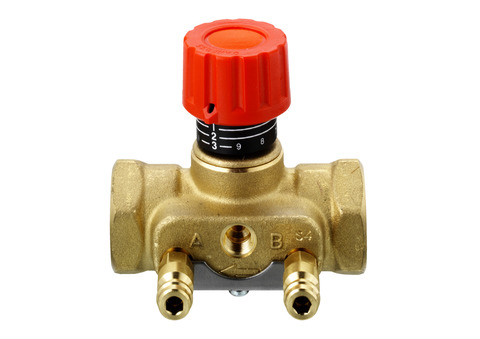 Клапан балансировочный CNT DN 25 Danfoss 003Z7643 с внутренней резьбой