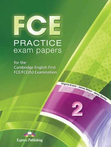 FCE Practice Exam Papers 2 Student's Book with DigiBooks Application (REVISED). Учебник с электронным приложением