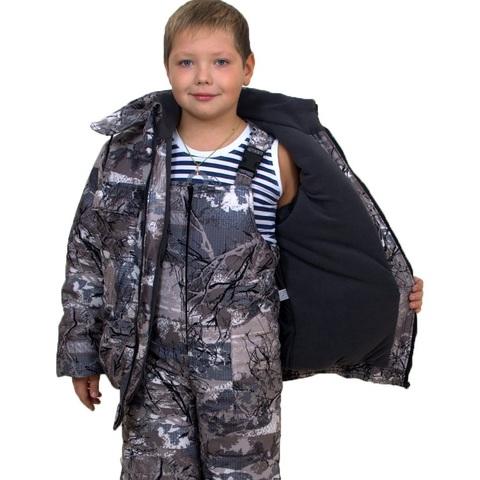 Костюм детский зимний Снеговик (алова PR148-5)