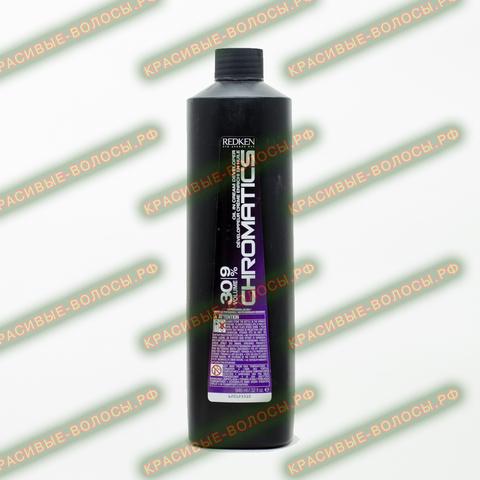 REDKEN Chromatics Проявитель крем-масло 30 Vol. [9%] 1000 мл