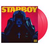 The Weeknd / Starboy (Coloured Vinyl)(2LP)