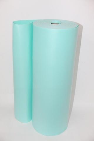 Софтин ППЭ-IXPE для цветов 2 мм, мятный, ширина 1 м (1м2)