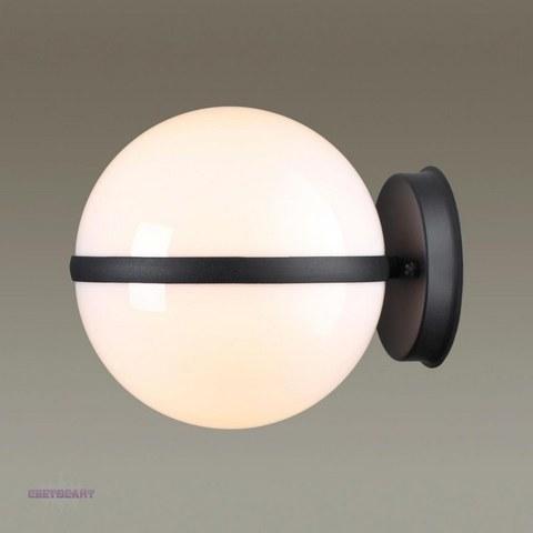 Ландшафтный настенный светильник 4832/1W серии LOMEO
