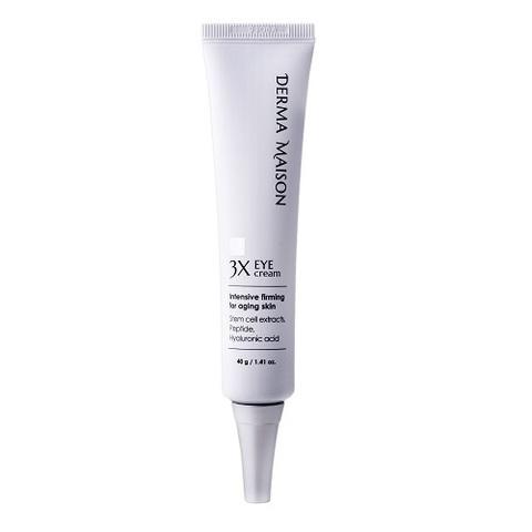 Medi-Peel Derma Maison 3X Eye Cream омолаживающий крем для век со стволовыми клетками и пептидами