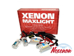Комплект би ксенона Maxlight H13 (AC) 4300K