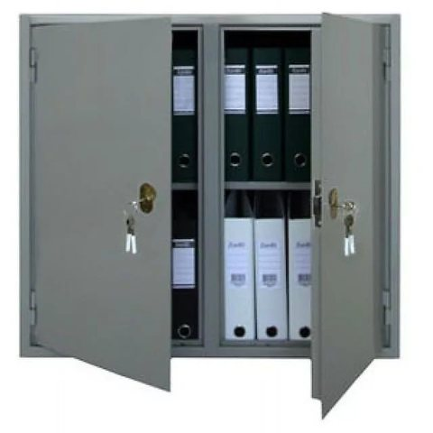 КБ-09 Шкаф бухгалтерский (700*880*390)