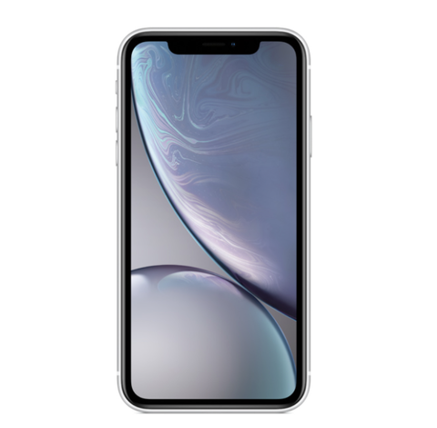 Купить iPhone Xr 128Gb Silver в Перми