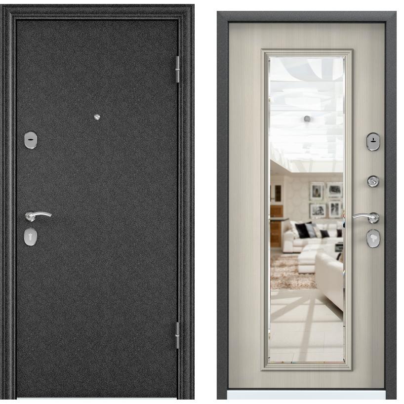 Входные двери Torex Delta 100 чёрный шёлк DM белый перламутр delta-m-11.jpg