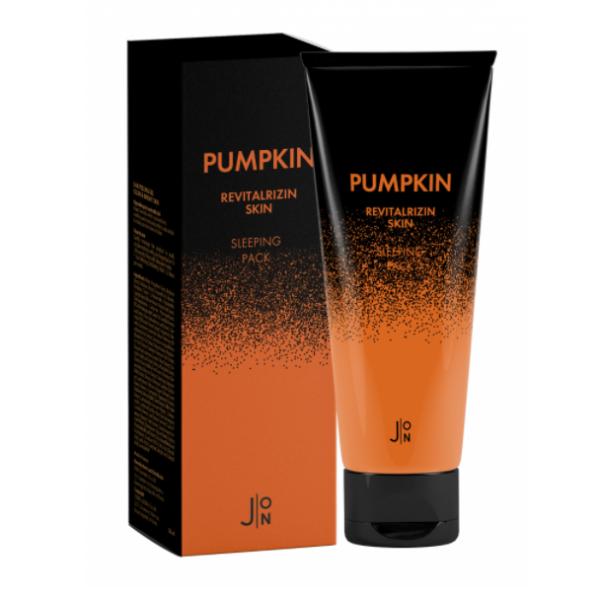 J:ON Маска ночная для лица с тыквой J:ON Pumpkin Revitalizing Skin Sleeping Pack 50 мл snimok-ekrana-2021-03-27-v-19.57.02-600x600.png