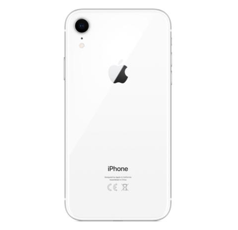 Купить iPhone Xr 128Gb Silver в Перми