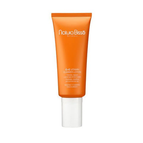 Natura Bisse Освежающий лосьон для кожи лица и тела C+C Vitamin Summer Lotion