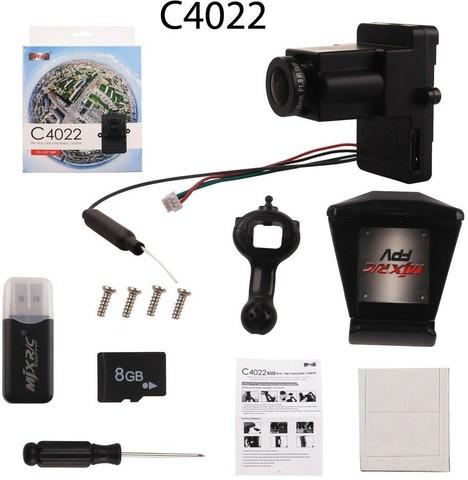 Панорамная камера HD для MJX B3 C4022 - FPV через WiFi - MJX-C4022