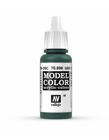 Model Color German Cam. Dark Green 17 ml.