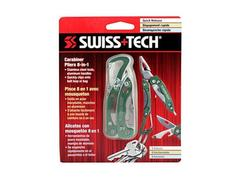 Мультитул Swiss+Tech Carabiner Pliers Multi Tool