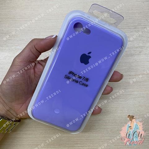 Чехол iPhone 7/8 Silicone Slim Case /glycine/