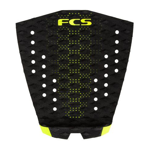 FCS T-1 Black/Acid