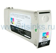 Картридж для HP 91 (C9464A) Matte Black 775 мл