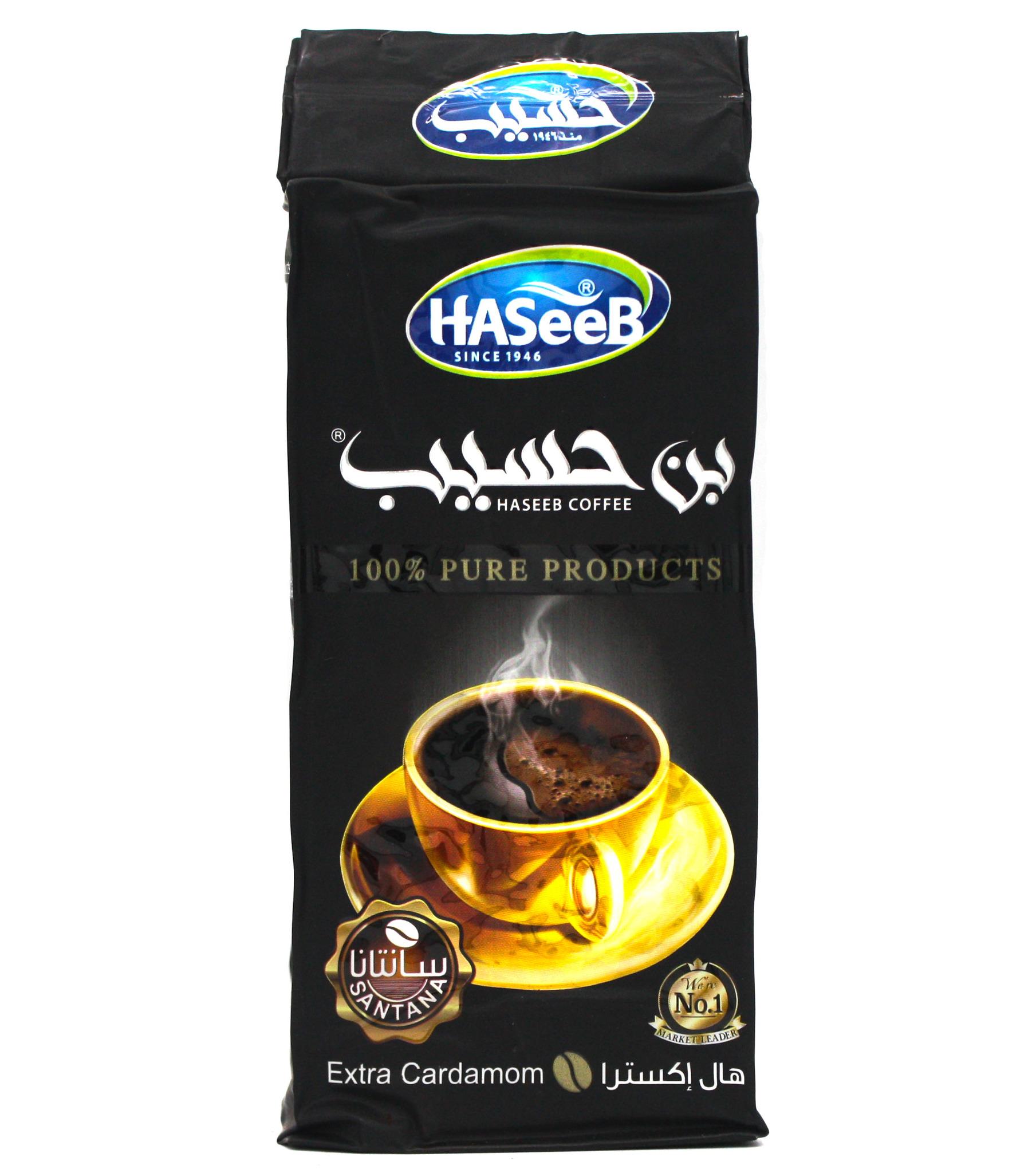 Кофе молотый Арабский кофе Extra Cardamom, Haseeb, 200 г import_files_1e_1ef3f6731b1a11e9a9a6484d7ecee297_1ef3f6971b1a11e9a9a6484d7ecee297.jpg