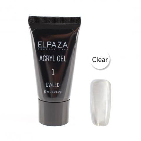 Acryl gel Elpaza, 30 мл | 001
