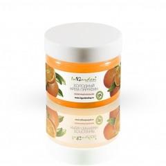 In'Garden, Холодный крем-парафин, солнечный апельсин, 250 мл