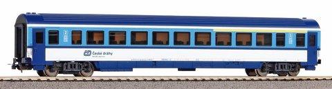 Пассажирский вагон IC Metropolitan ČD VI