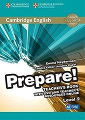 Cambridge English Prepare! Level 2 Teacher's Bo...