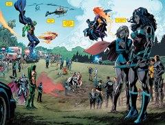 Вселенная DC. Rebirth (мягк/обл.)