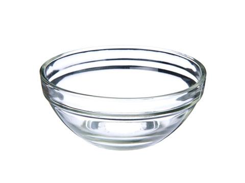 Миска для размешивания масок стекло, диаметр 12 см
