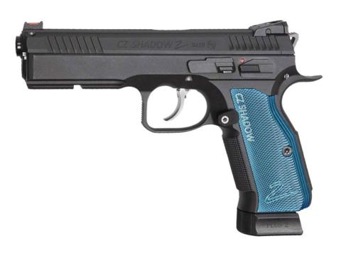 Пневматический пистолет ASG CZ Shadow 2 (19485)